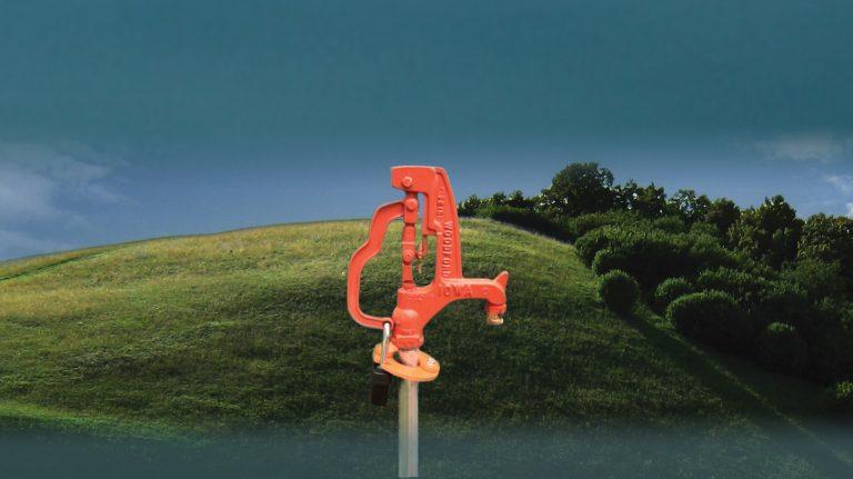 The Woodford Y34 Yard Hydrant